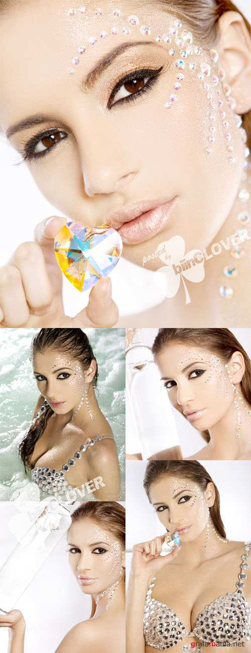 Diamond make-up