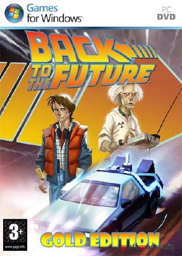 Back To The Future: The Game - Gold Edition (2010-2011/RUS/ENG/RePack by Fenixx)