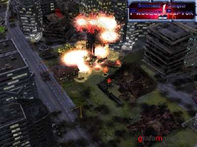 Command and Conquer: Generals Project Raptor (2011/RUS/ENG/MOD)