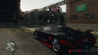 Grand Theft Auto IV: Car Pack (Upd. 07.07.2011) (2011/RUS/ENG)