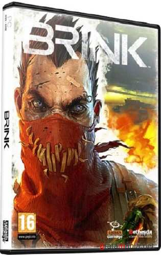 Brink.v 1.0.23504 (Update 8) (2011/RUS/ENG/Repack by Fenixx)