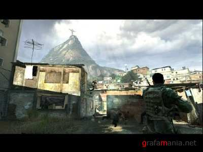 Call of Duty - Modern Warfare 2 (2009/RUS/Repack by RG Vitrus)