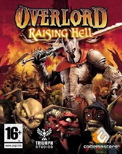 Overlord: Raising Hell v.1.4 (2008/RUS/RePack by DooM)