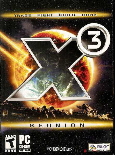 X3: Reunion [v2.0] (2006/RUS/RePack by R.G. Best-Torrent)