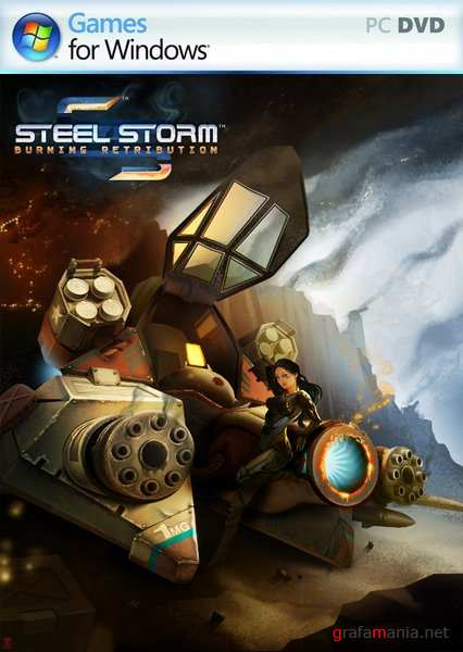 Steel Storm: Burning Retribution (2011/ENG)