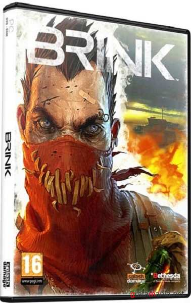 Brink [Upd8] (2011/RUS/ENG/RePack by z10yded)