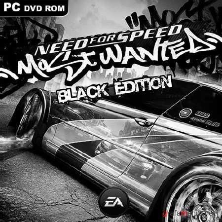 NFS: Most Wanted - Black Edition (2007/RUS/RePack by R.G. NoLimits-Team GameS)