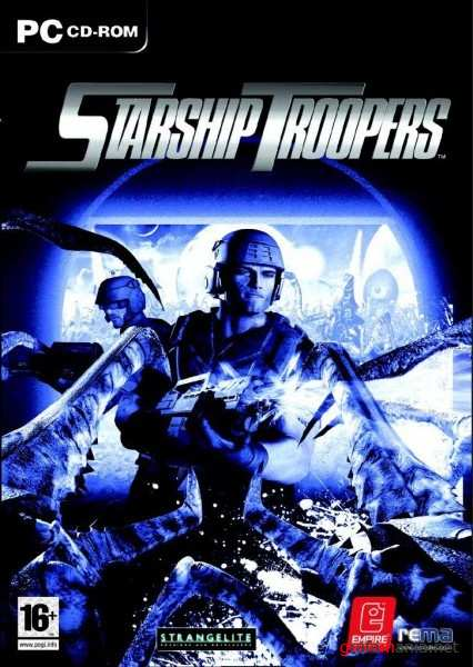 Starship Troopers / Звёздный Десант (2006/RUS/Repack by PUNISHER)