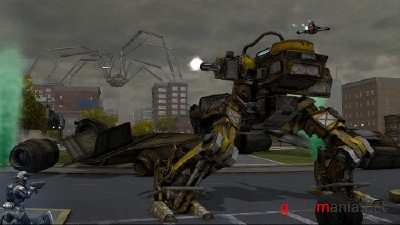 Earth Defense Force Insect Armageddon (2011/ENG/DE/XBOX360/RF)