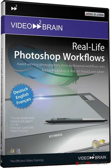 Real-Life Photoshop Workflows (Deutsch | English | Francais)