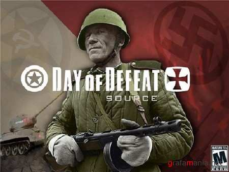 Day of Defeat: Source 1.0.0.32 build 4632 No-Steam (2011/Multi3/OnLine)