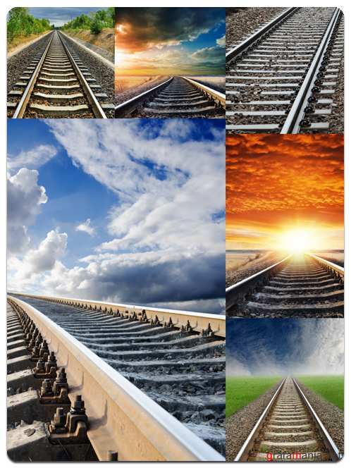 Railroad - Stock Photo Images