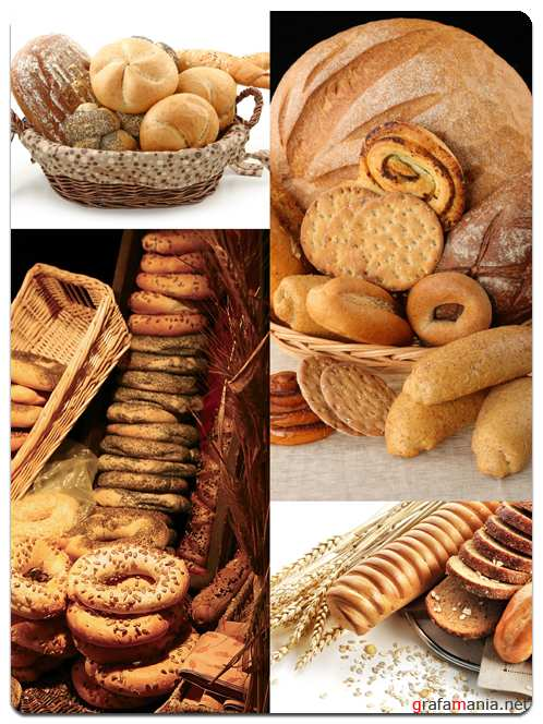Bread and Bread Baking - Stock Photo Images