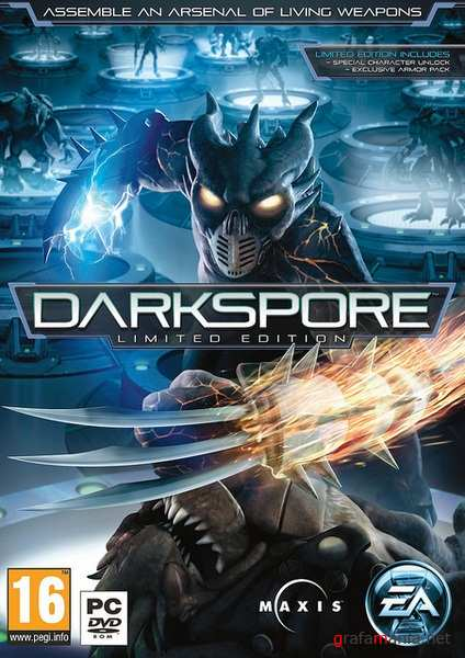 Darkspore (2011/RUS/RePack by RG Packers)