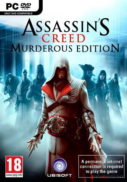 Assassin's Creed Murderous Edition (2008-2011/RUS/ENG/RePack �� R.G. ��������)
