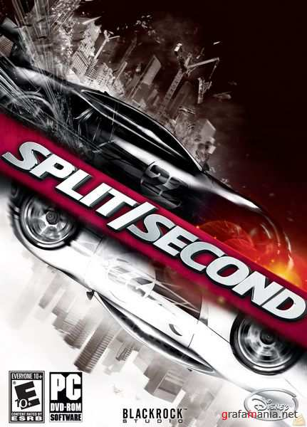 Split Second: Velocity (2010/RUS/Repack by R.G. KRITKA Packers)