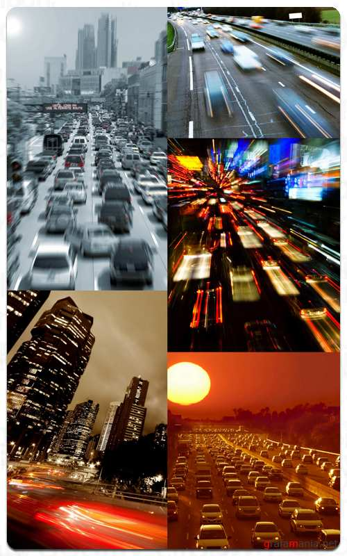 Urban Movement - Stock Images