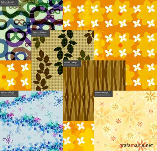 Flower backgrounds pack 1