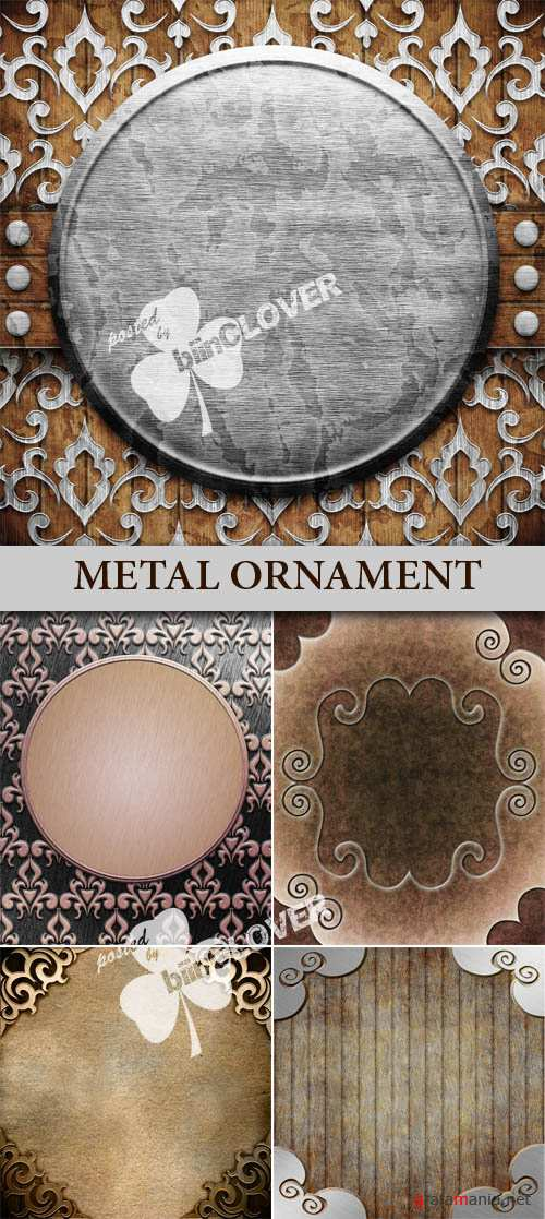 Metal ornament