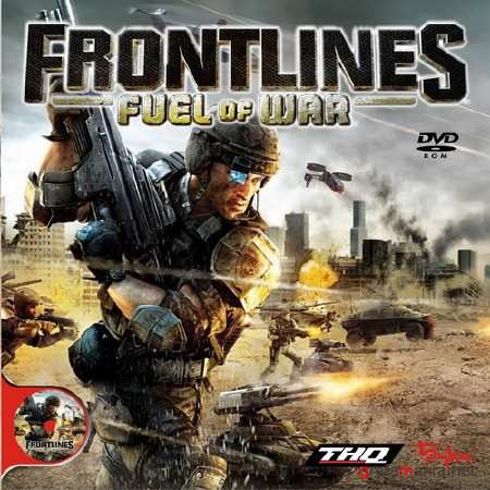 Frontlines: Fuel of War (2008/RUS/RePack by R.G.Virtus)