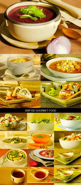 Stock Images - GWF102 Gourmet Food