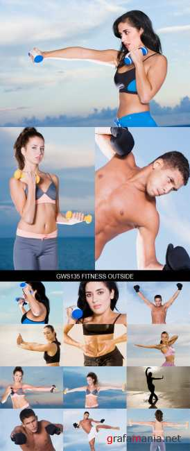 Stock Images - GWS135 Fitness Outside
