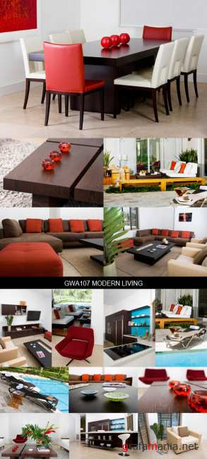 Stock Images - GWA107 Modern Living