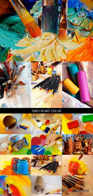 Stock Images - GWC116 Art Color