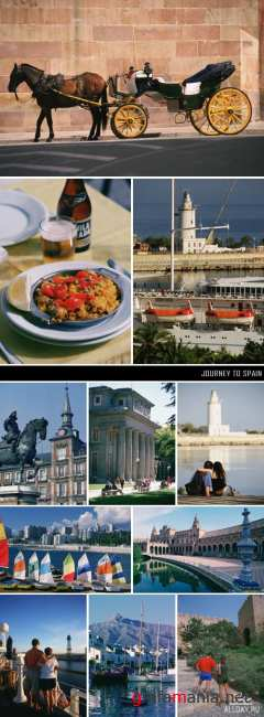 Stock Images - GWT-156 Journey to Spain