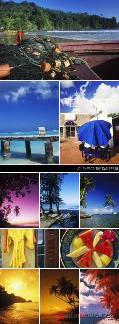 Stock Images - GWT-136 Journey to the Caribbean