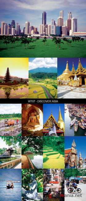 Stock Images - WT07 - Discover Asia
