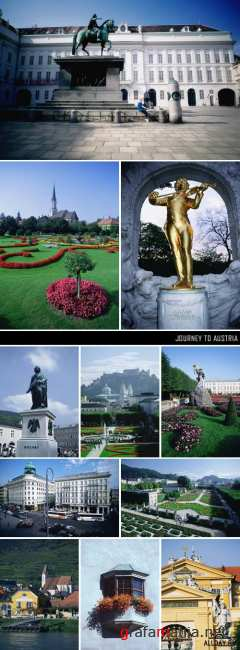Stock Images - GWT-153 Journey to Austria
