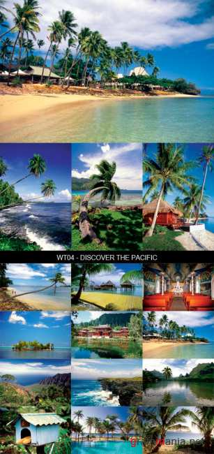 Stock Images - WT04 - Discover The Pacific