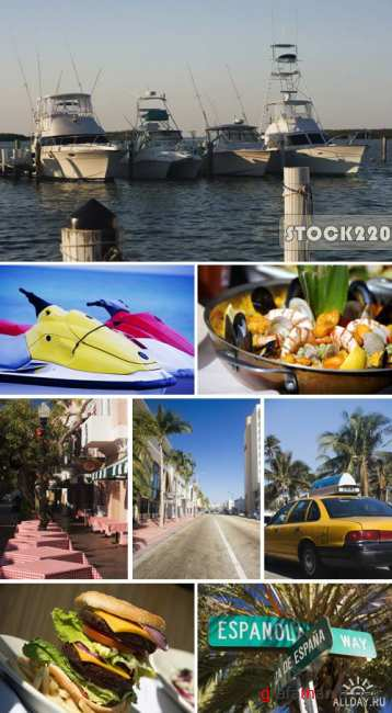 Stock Images - GWT-106 Flavor of South Beach