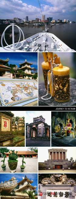 Stock Images - GWT-104 Journey to Vietnam
