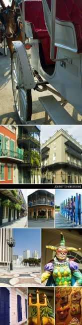 Stock Images - GWT-110 Journey to New Orleans