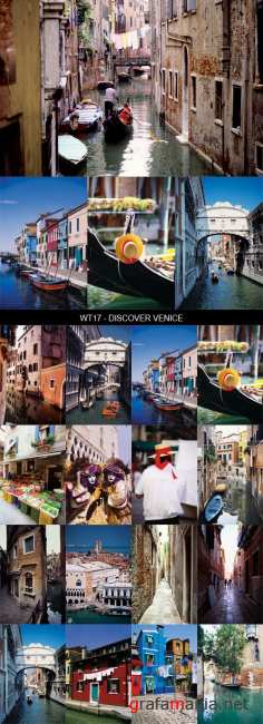 Stock Images - WT17 - Discover Venice