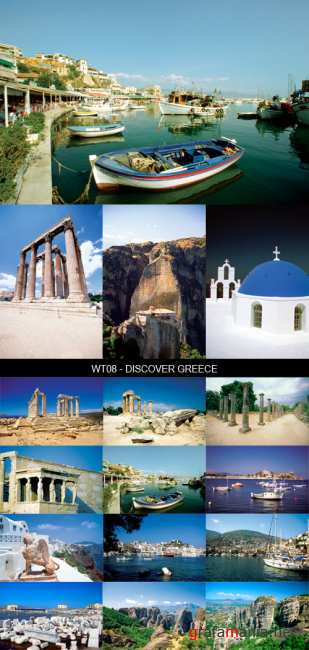Stock Images - WT08 - Discover Greece