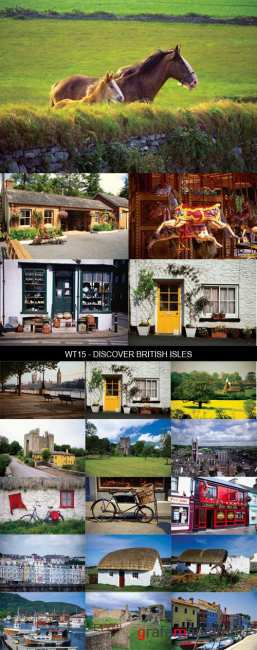 Stock Images - WT15 - Discover British Isles