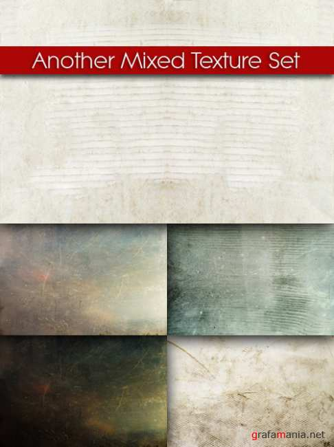 Another Mixed Texture Set