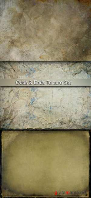Odds and Ends Texture Set