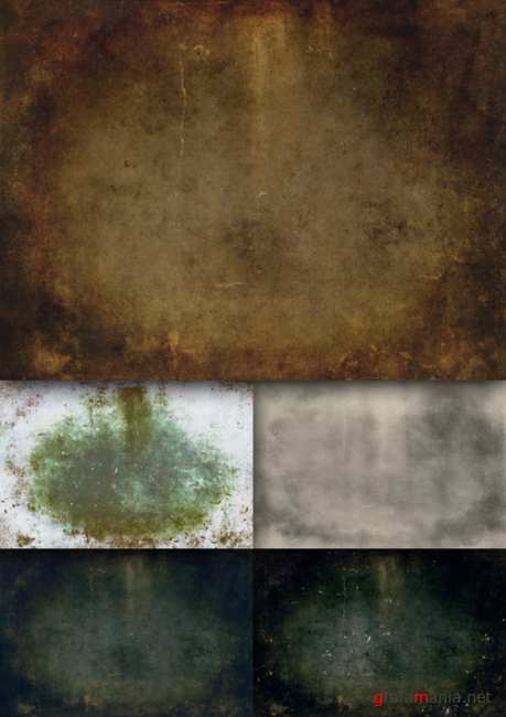 Aged & Distressed Texture Set