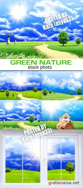 Green nature 10