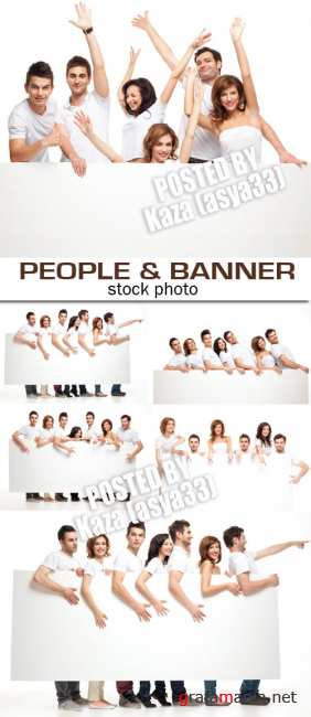 People & banner 3