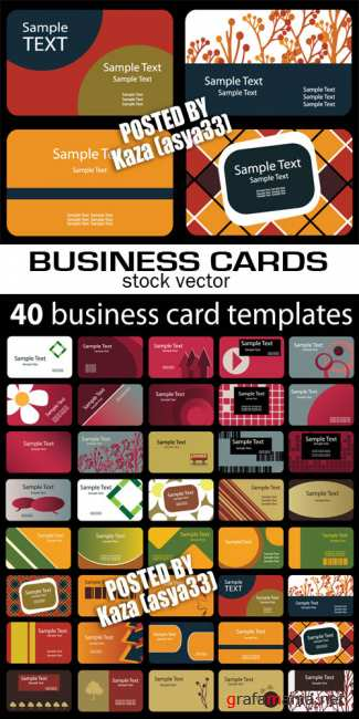 Business cards 19