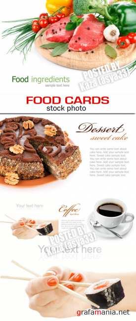 Food cards 6