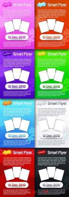 Smart flyer 8 colors