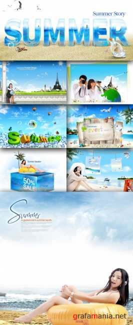 Collection source PSD Pack # 3