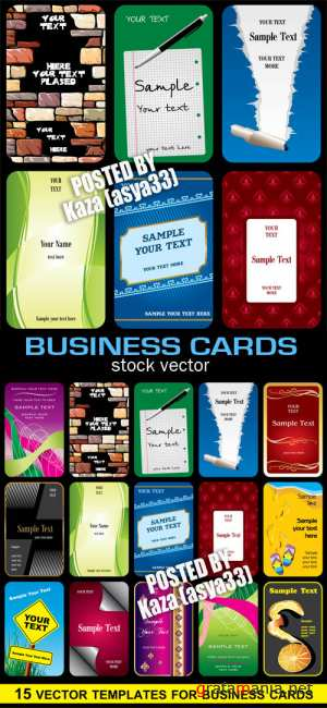 Business cards 20