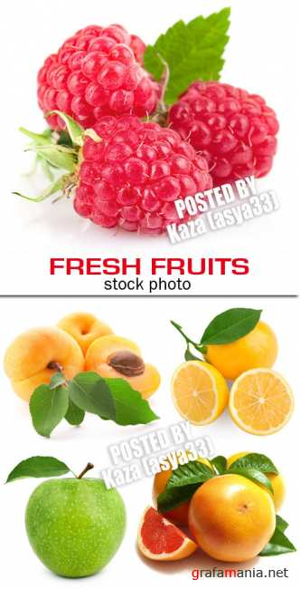 Fresh fruits 29